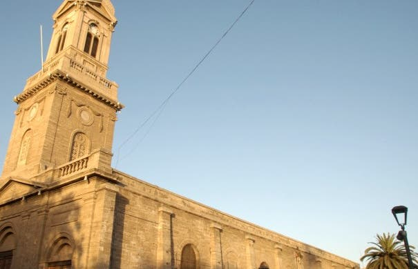 Cathedral of La Serena