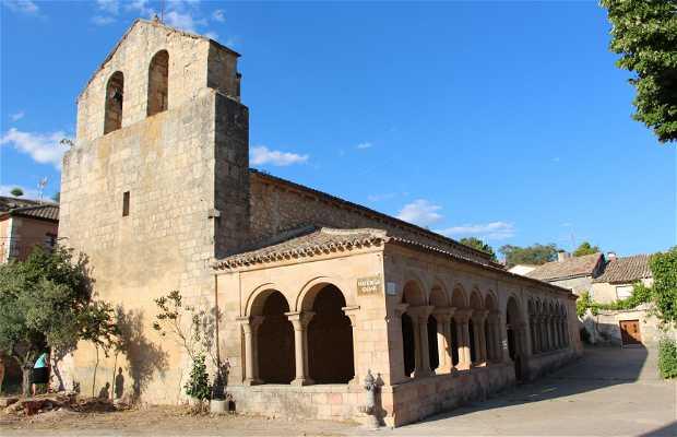 Iglesia de Yela.