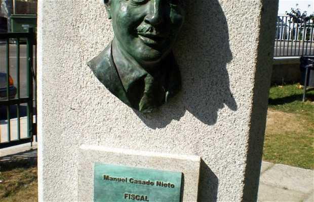 Monumento a los Magistrados
