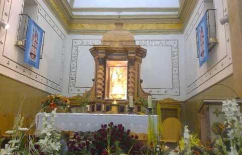 Iglesia de la Virgen de la Ermitana