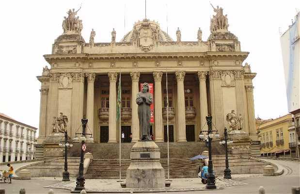 Palacio de Tiradentes