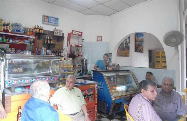 Cafétéria La Palma