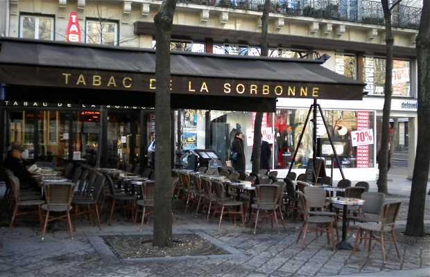 Tabac de la Sorbonne
