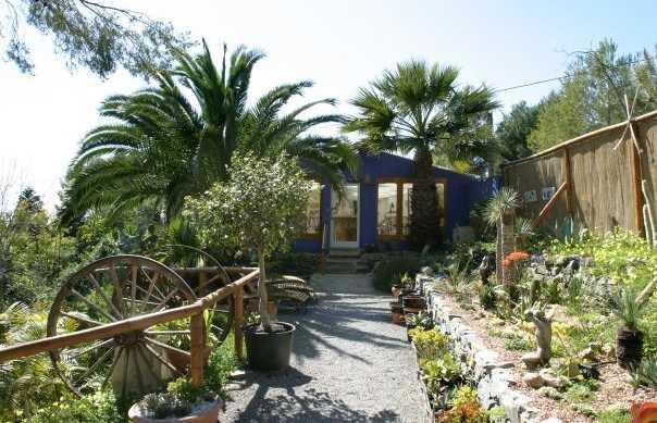 Jardín de los Sentidos - Jardim Botânico
