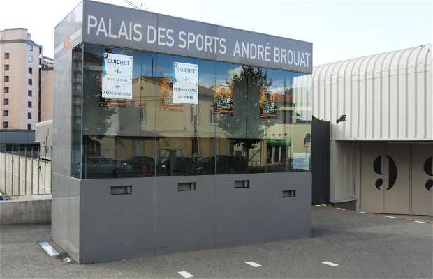 Palacio del deporte André Brouat