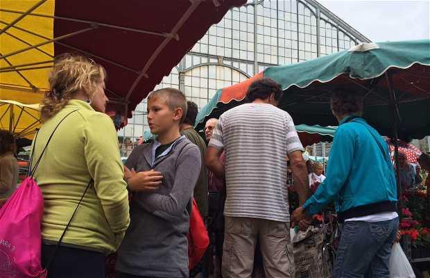 Mercado de Niort