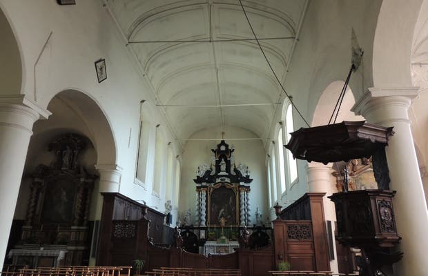 Santa Isabel de las Beguinas Church