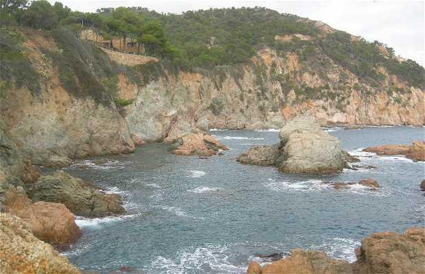 Ses Illetes a Tossa de Mar