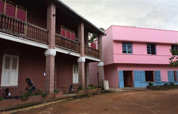 Centro de Acogida Akany Akovo
