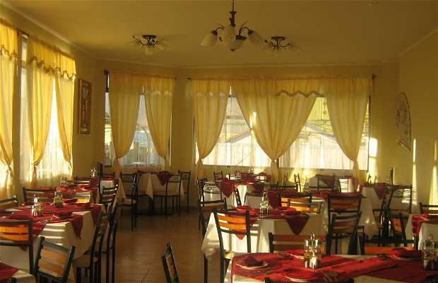 Restoran bahia hing shi