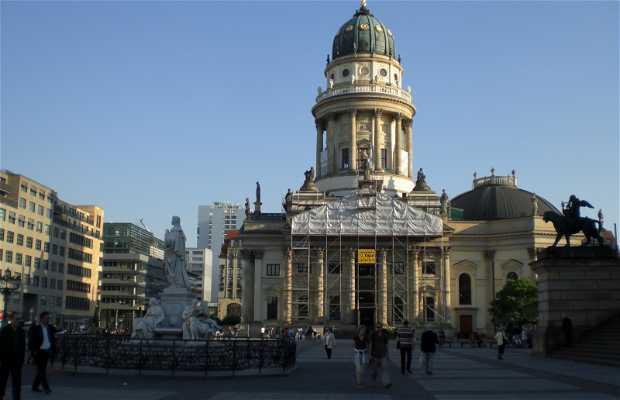 Catedral Alemana - Neue Kirche