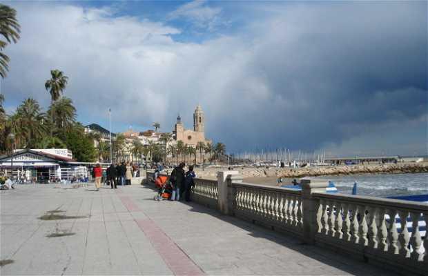 Promenade de la Ribera