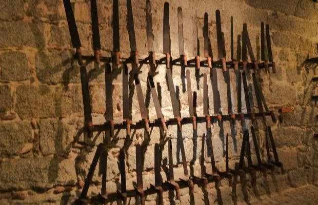 Museo de Arquitectura Monasterio El Escorial