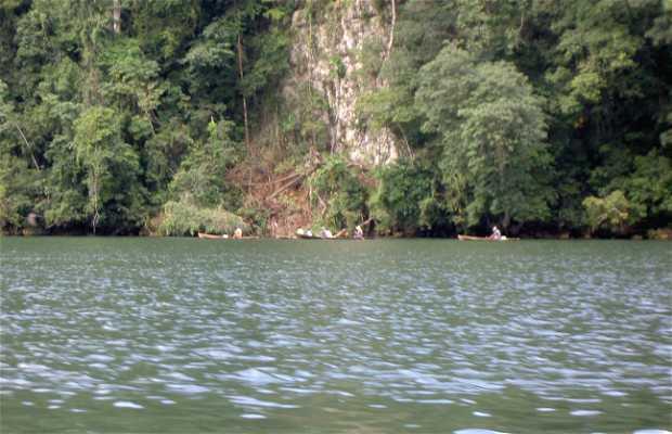 Riserva naturale Chocón Machacas a Morales