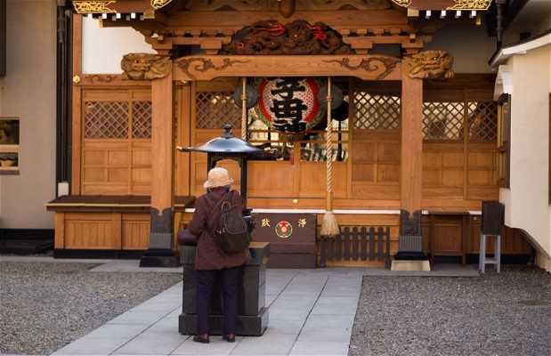 Templo Iriya Kishimojin