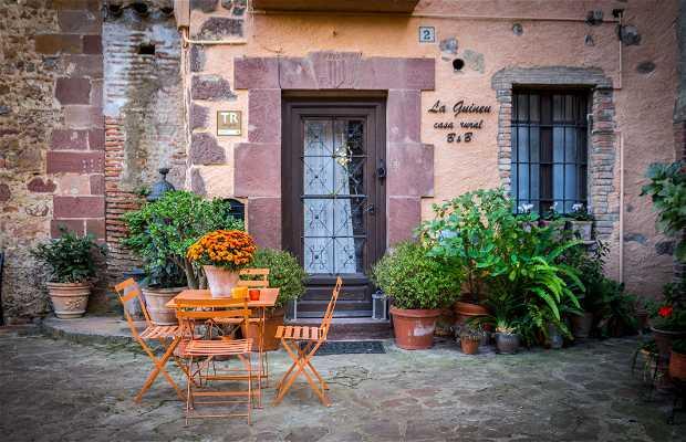 El pueblo de L'Argentera