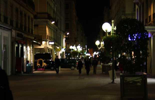Calle Victor Hugo