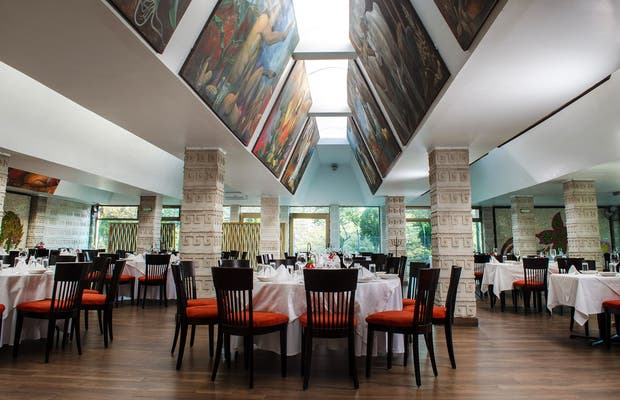 Restaurante Gran Teocalli