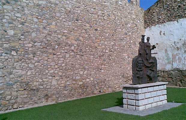 Monumento Montblanc Ciutat Gegantera