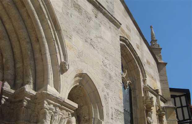 L'église Saint-Alpin