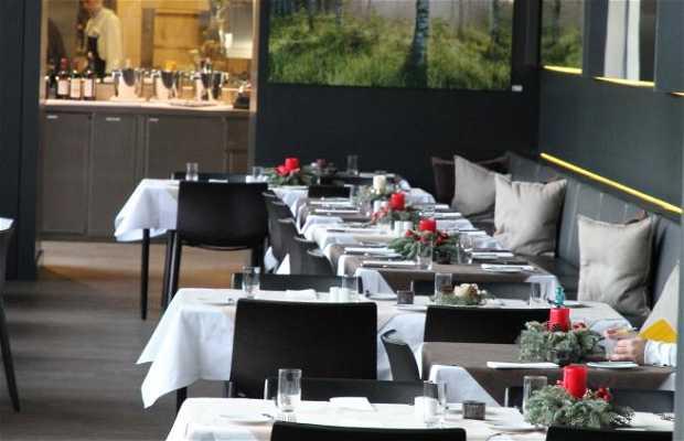 Restaurant Café Berlín Moscow