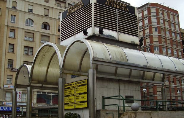 Estación de autobuses de Santander