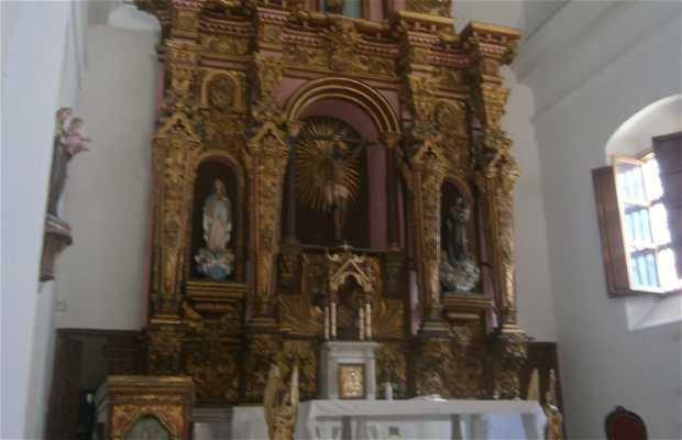 Iglesia de Santo Toribio de Mogrovejo