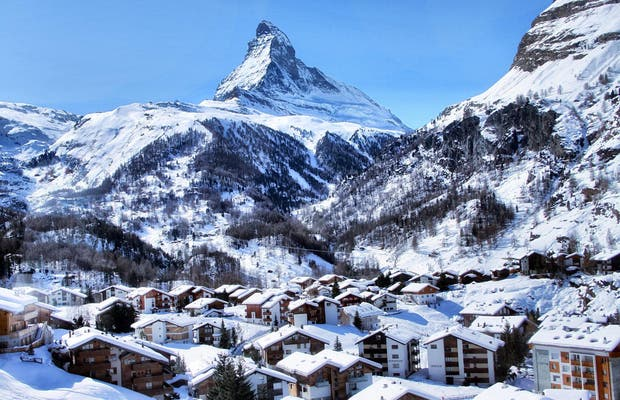 Matterhorn, Monte Cervino