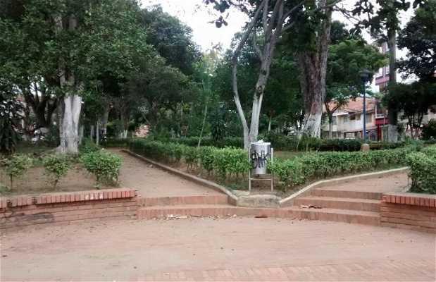 Parque de los Venados Bucaramanga