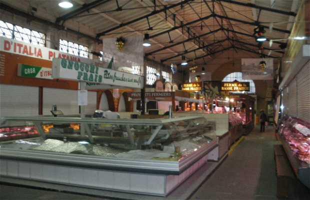 Mercado de haussonville