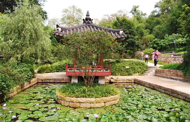 Jardín Coreano en Yuexiu