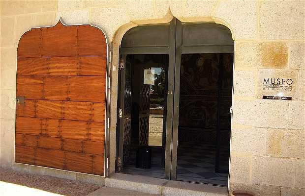 Palacio de los Condes de la Roca - Museo Arqueológico