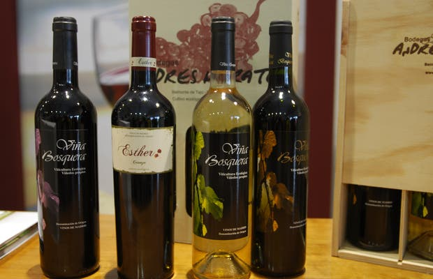 VI Feria del Vino de Arganda del Rey