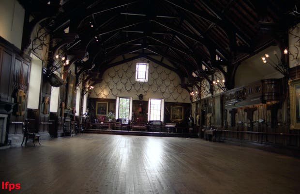 Blair Castle and Hercules Gardens