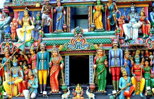 Temple de Sri Mariamman