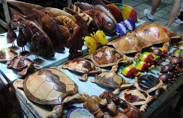 Mercado artesanal de Ocho Ríos