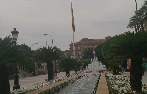 Jardin Cardinal Belluga