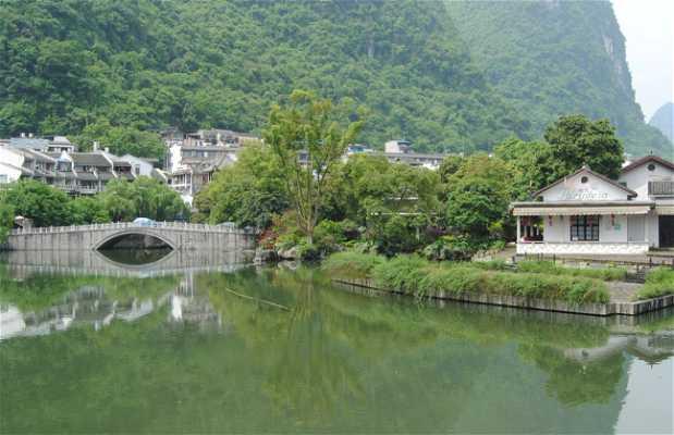 Entorno de Yangshuo