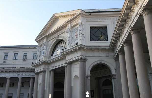 Estación Piazza Príncipe