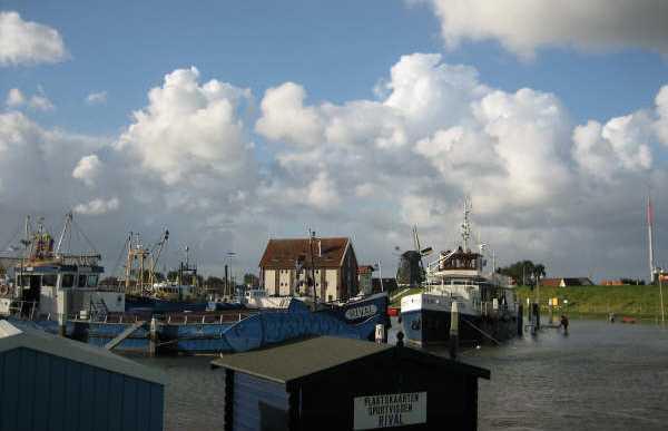 La isla de Texel