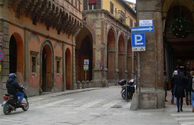 Vieille ville de Bologne