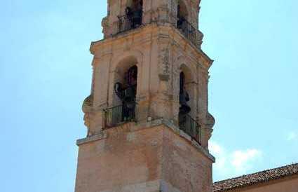 Eglise de Santa Maria la Mayor