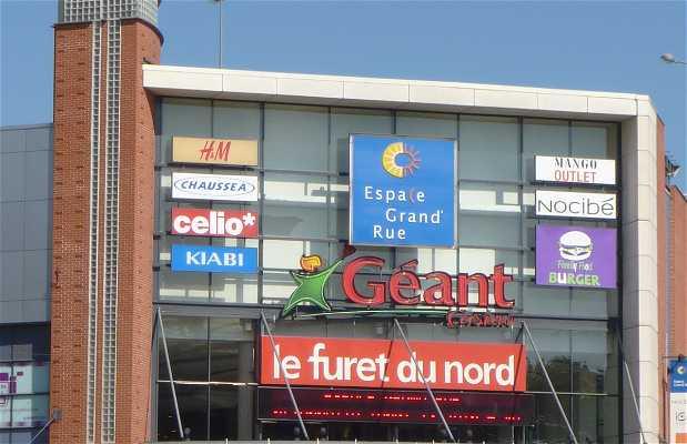 Centre Commercial Eurotéléport