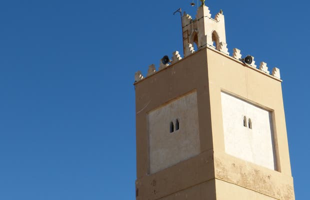 Mezquita de la Kasbah