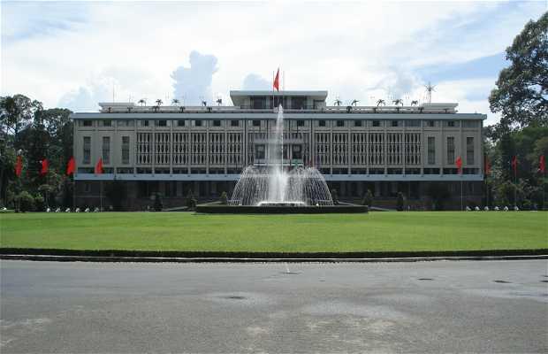 Palácio da Reunificação (Hoi Truong Thong Nhat)