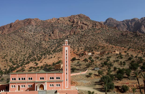 2 semanas desde Agadir