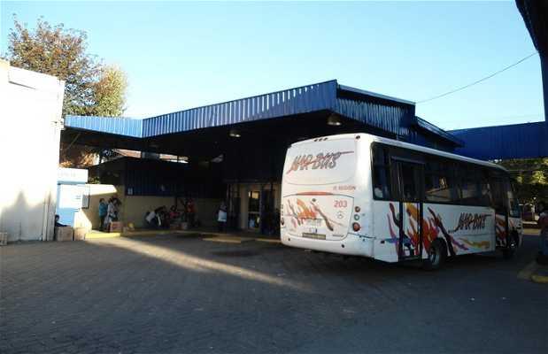 Temuco Bus Station