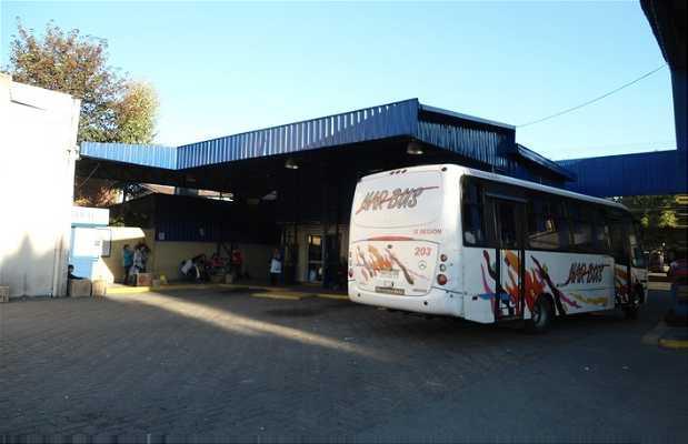 Terminal de autobuses de Temuco