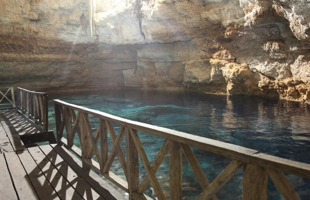 Cenote Multum-Ha