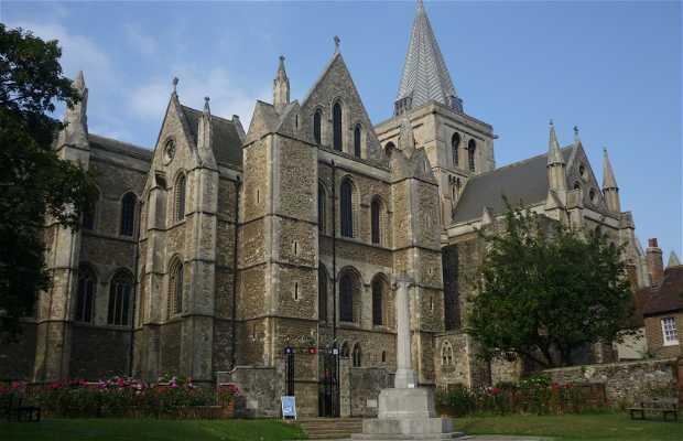 La catedral de Rochester